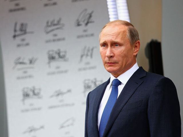 Size of Putin's win is Russian election's only unknown