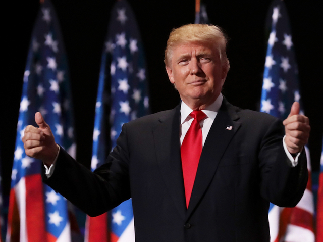 LIVE BLOG: Donald Trump declared president-elect