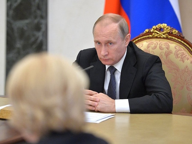 Vladimir Putin tells US to send evidence of vote meddling