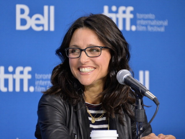 Julia Louis-Dreyfus completes chemotherapy