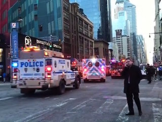NYC pipe bomb suspect charged