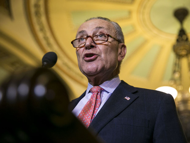 Schumer pursuing legal options over fake harassment document