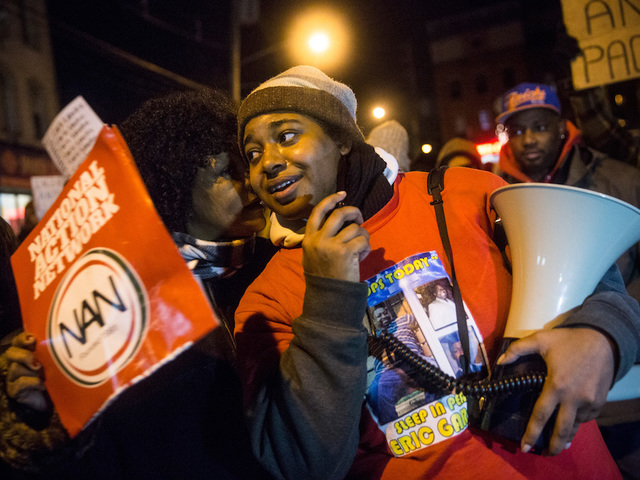 Sister of Eric Garner, Erika, dies after heart attack