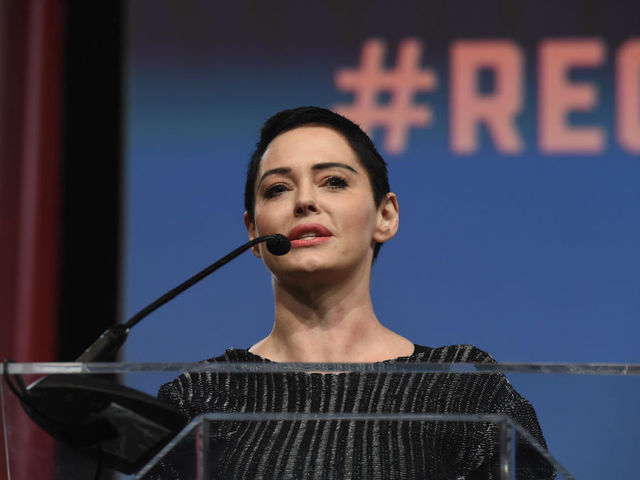 Watch the Timely First Trailer for Rose McGowan's New TV Series
