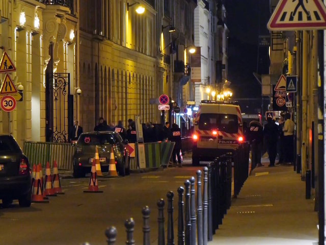 Police recover jewels stolen from the Ritz Paris