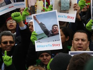Government accepting DACA renewal applications