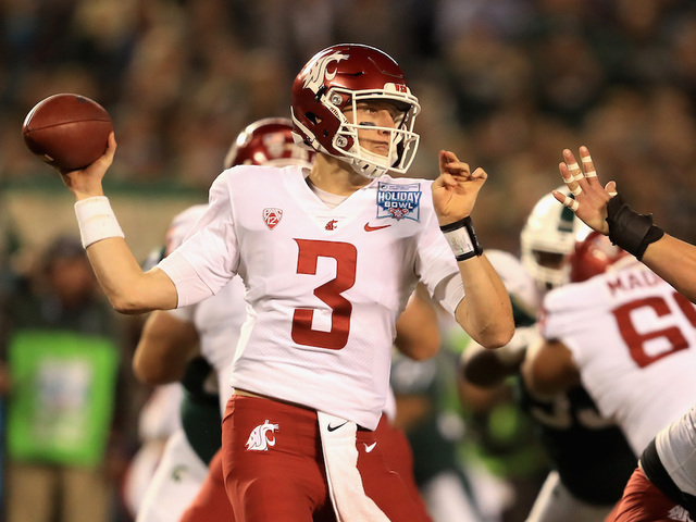 Sports world mourns Washington State QB Tyler Hilinski