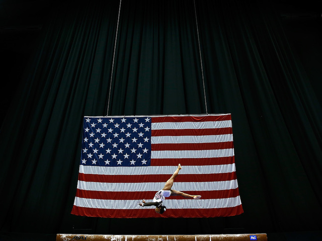 Three USA gymnastics executives resign amid sex-abuse scandal