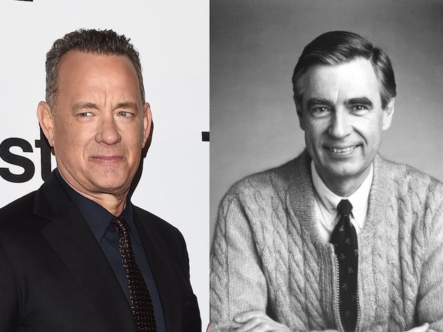 Tom Hanks tapped to play Mr. Rogers in biopic