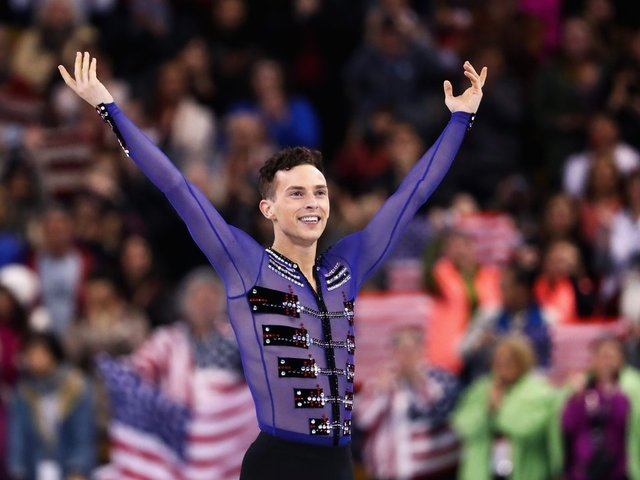 Adam Rippon Is The First Openly Gay U.S. Winter Olympian | HuffPost