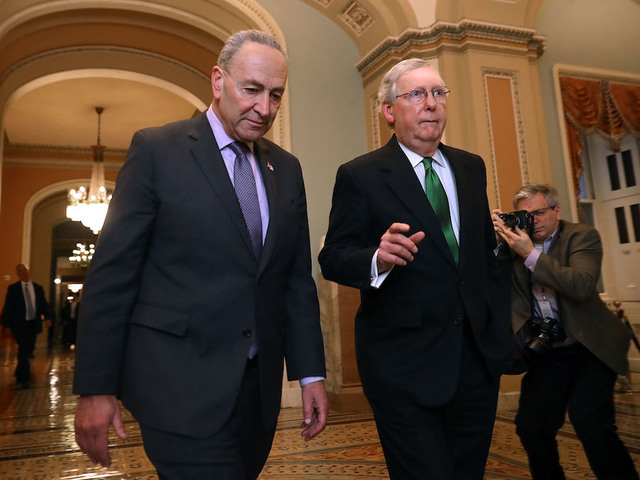 Congress expected to vote on budget to avert government shutdown