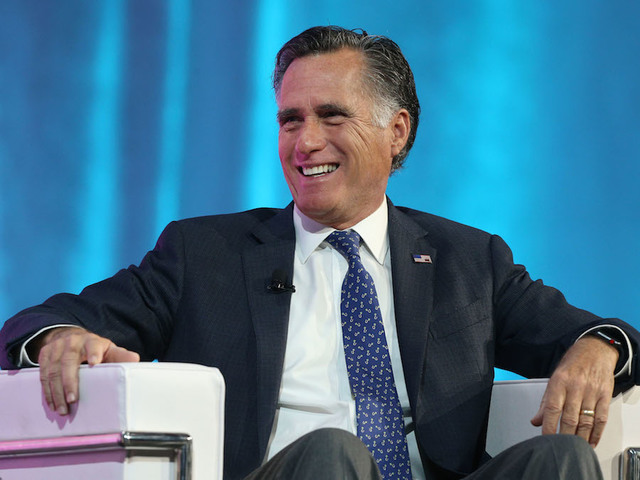 Mitt Romney announces US Senate run in Utah