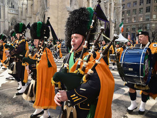 St. Patrick's Day 2018 by the numbers