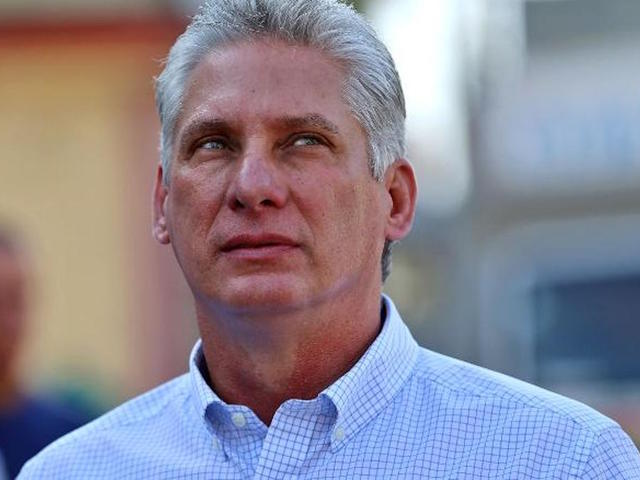 Cuba's Communist Party Picks Miguel Diaz-Canel as President