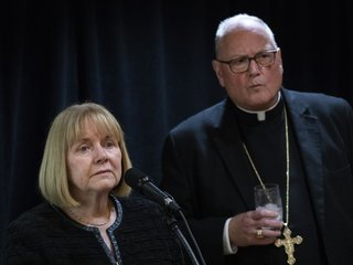 NY cardinal orders review of church abuse policy